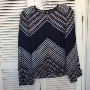 BCBG Maxazaria top!  Perfect for fall.